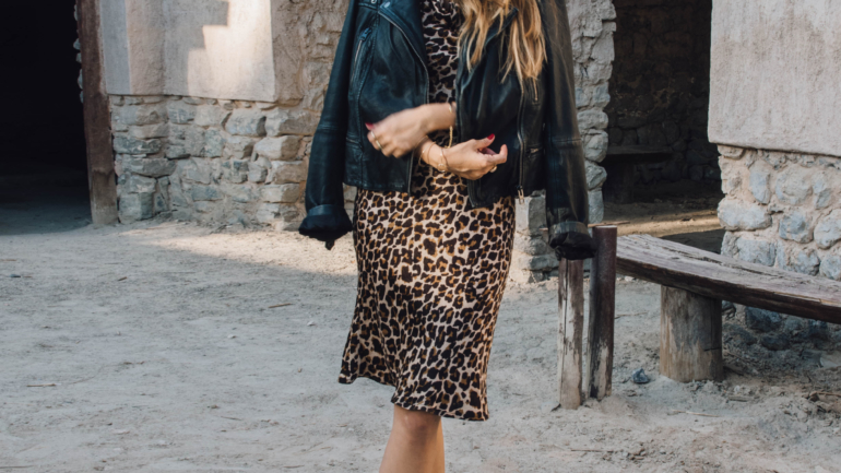 THE TIMELESS LEOPARD PRINT